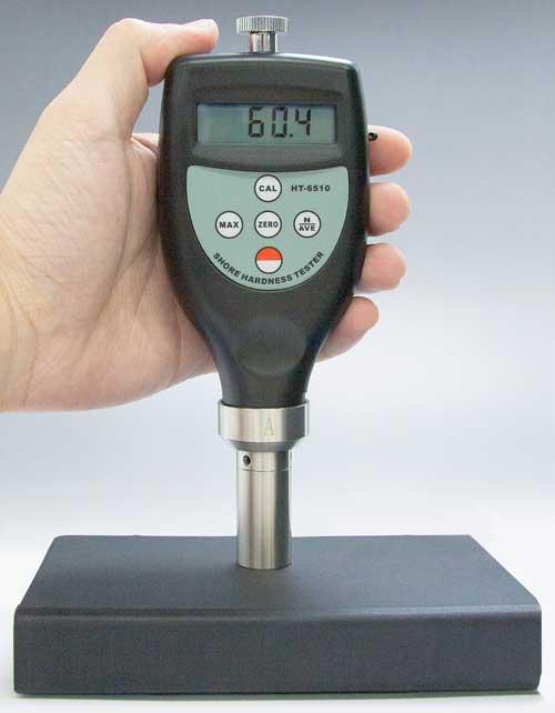 サトテック ゴム・プラスチック硬度計HT6510A